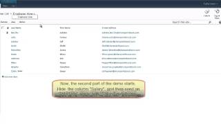 SharePoint Column View Permission 3.0 from BoostSolutions