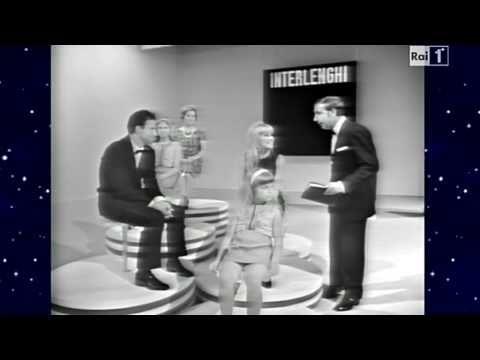 Mike Bongiorno e le famiglie Gora e Interlenghi a Sabato sera (1967)