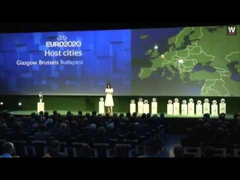 Spielorte der Euro 2020