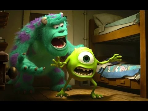 Monsters University - Official Trailer #4 - It All Began Here (HD) Pixar