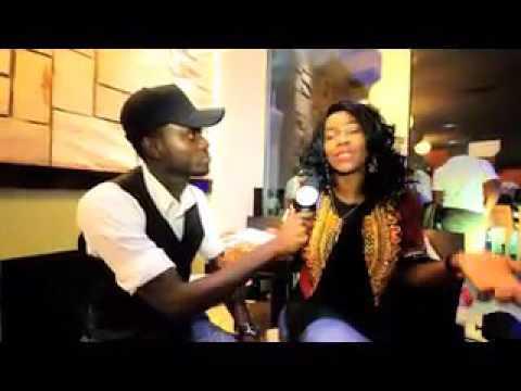 Ama k Abebrese & Miss Ghana 2010, Stephanie Karikari Head Girl Talk Monthly Hang Out For May Edition