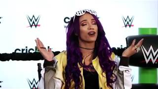 Live Q&A with Sasha Banks | Cricket Wireless