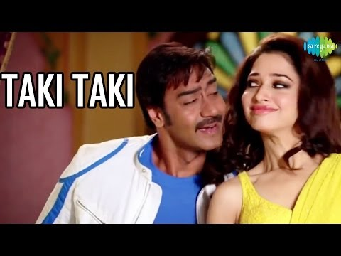 Taki Taki Official Song Video | HIMMATWALA | Ajay Devgn | Tamannaah...
