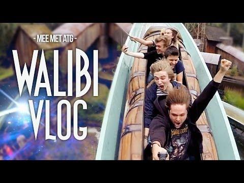 MEE MET ATG: WALIBI HOLLAND VLOG (ft. Projectminecraftia & VonoxNL)