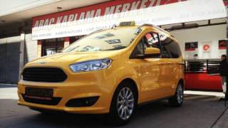 Download Lagu Ford Tourneo Courier Parlak Sarı I Vites Araç Kaplama Gratis STAFABAND