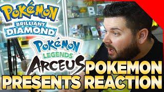 Download lagu Pokemon Brilliant Diamond & Shining Pearl & Pokemon Legends Arceus Reaction | Austin John Plays