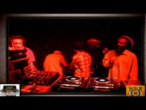 HANDS & HEARTS MUSIC FAMILY (uk) ft ras iyah - dub di uk vibes \  sound pt7 @ cactus 21-10-11