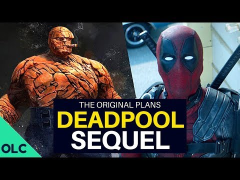 DEADPOOL 2 Almost Included The Fantastic Four