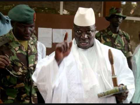 Gambia's Dictator Yahya Jammeh and press freedom