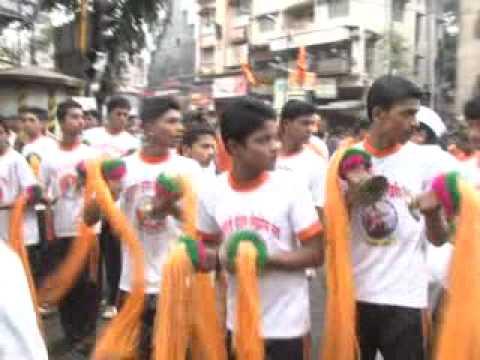 Official Videos Of Shreemant Dagdusheth Halwai Ganpati-ganeshotsav 2013 Visarjan Procession video
