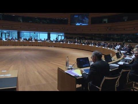 EU meets on Russia sanctions, migrant crisis