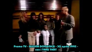 Take That in Italia - 1995 - PROMO TV