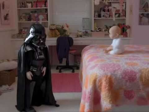 VW Passat Darth Vader Superbowl commercial