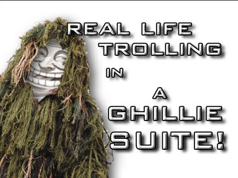 Trolololo in a Ghillie suite! (MUST WATCH)