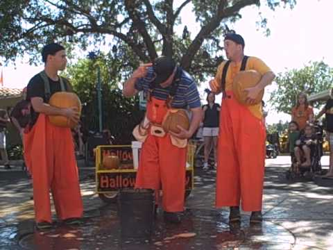 Longshoremen Halloween Party at SeaWorld Spooktacular