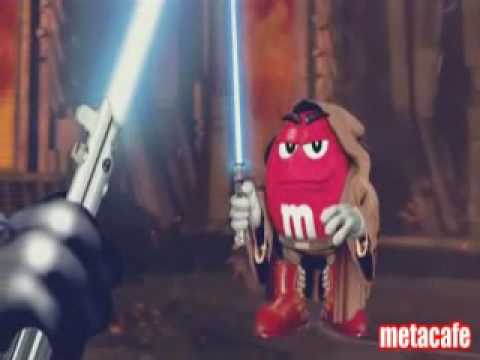 M&Ms- The Dark Side
