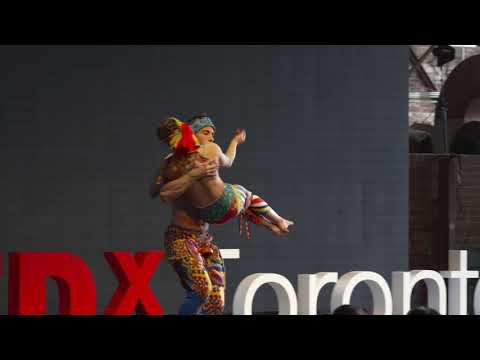 Why I Joined the Circus After Finishing my PhD | Chris Gatti | TEDxUofM