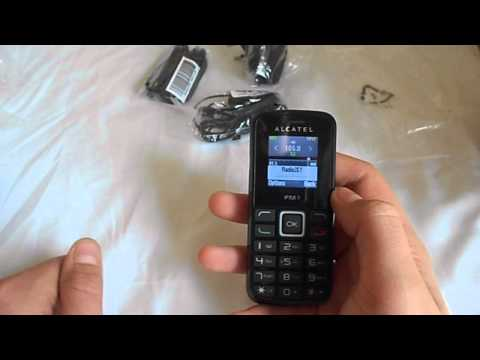 Alcatel One Touch 1010x Unboxing and Review