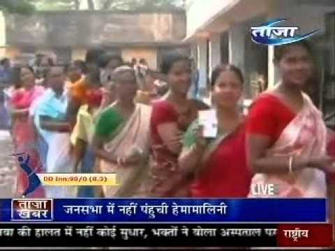 2nd phase election of west bengal 2011.