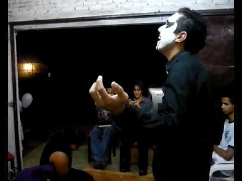 Teatro Gospel O Devorador de Sonhos