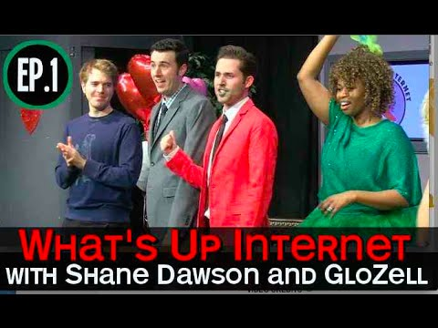 What's Up Internet: Episode 1 ft. Shane Dawson & GloZell