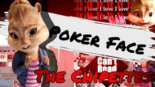download lagu The Chipettes - Poker Face gratis