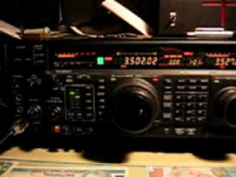 VP6DX on 80m CW