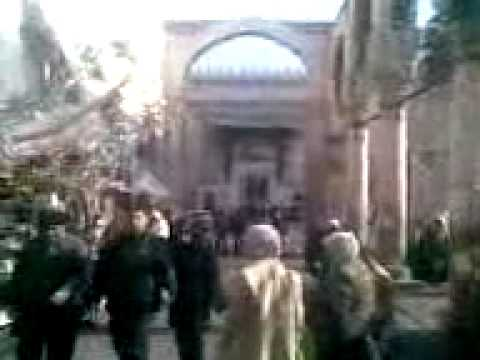 Şam Hamidiye Çarşısı ve Emevi Camii /// Damascus Hamidiye Basar and Emevi Mosque