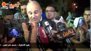 يقين   الفنان جمال سليمان ينعي الفنان خالد صالح