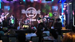 Delta -No More- Hard Rock Cafe- Battle of the Band- 4/3/13