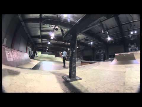 Alex Midler @ Skatelab 2013