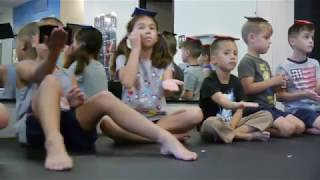 Summer Camps For Kids - Bean Bag Games At The Las Vegas Kung Fu Academy
