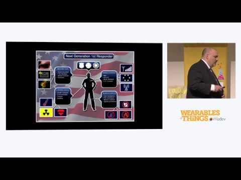 Wearable Technologies for First Responders