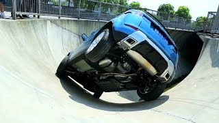 EXTREME TESTING OF CARS, TRUCKS, BOATS, MOTORCYCLES