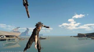 Final Fantasy XV new Game + FR / partie 19
