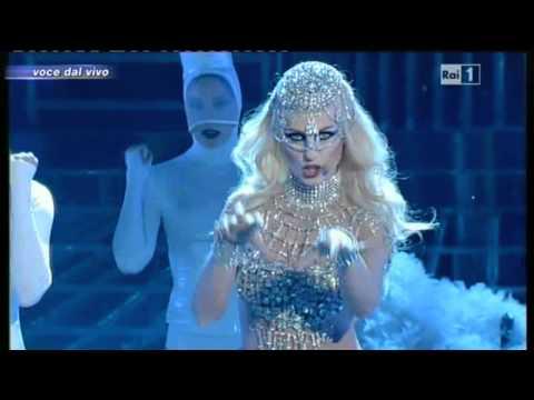 """Tale e Quale Show – Serena Autieri """"Bad Romance"""" di Lady Gaga 04/05/2012"""
