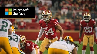 49ers Live: Fred Warner Analyzes Career Game on Primetime vs. Packers