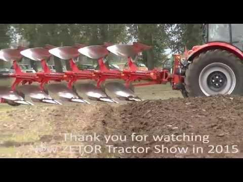 ZETOR TRACTOR SHOW POLAND 2014 -