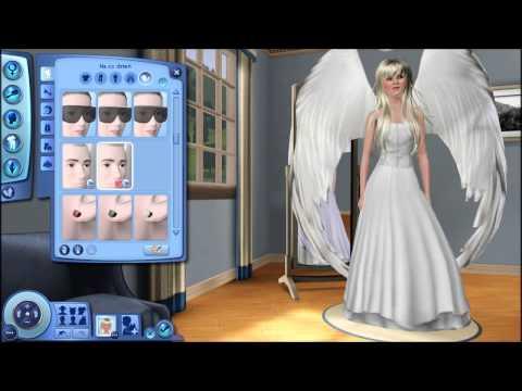 Jak Zrobić Anioła W The Sims 3