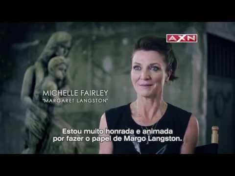 AXN   Resurrection - Nova Temporada - Michelle Fairley