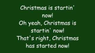 Watch Phineas  Ferb Christmas Is Starting Now video