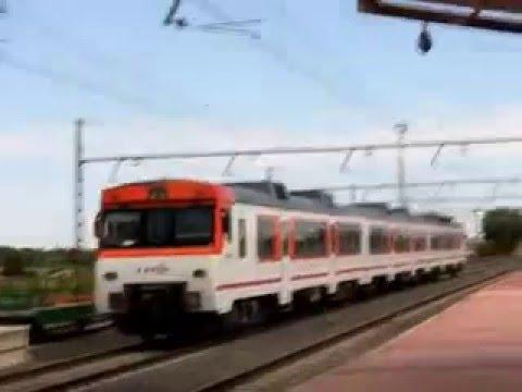 Tarde de Trenes en Ciudad Real