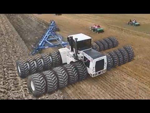 Biggest Tractors In The World