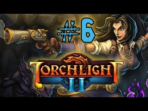 Let's Play Torchlight 2 #6 [deutsch/german] - Beta - Torchlight 2 Gameplay Outlander