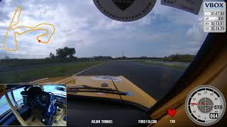 Zandvoort Grand Prix 2017 - Ford Falcon qualifying for Masters pre
