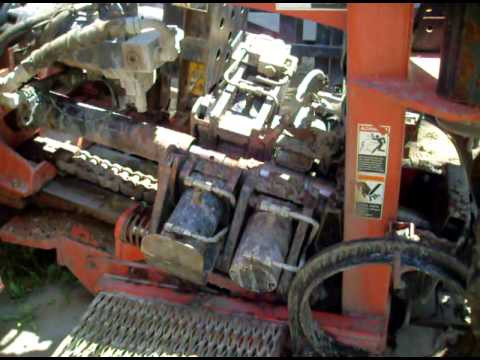 HDD w/ Ditch Witch jt4020AT