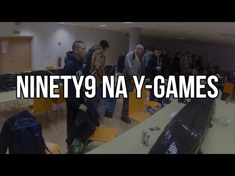 Ninety9 na Y-GAMES Summer Challenge 2015