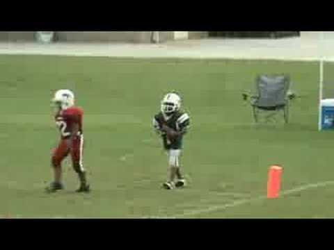 Nick Edwards #1 **Age:7** 51 TD 2007 Season Highlights
