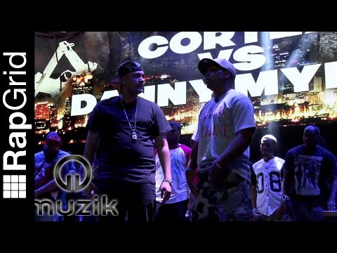 Cortez Vs Danny Myers | Doomsday Rap Battle video