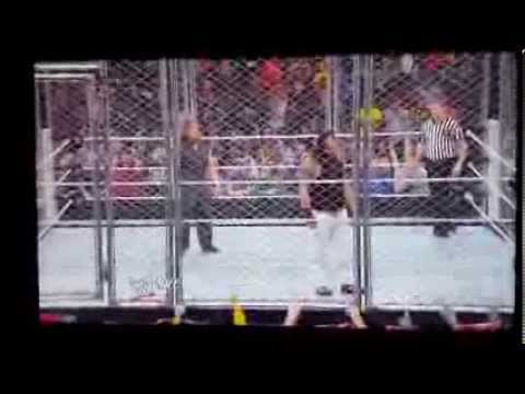 Wwe Raw 1 13 14 Daniel Bryan Turns On The Wyatt Family (hd) video